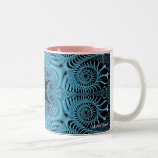 Blue - Pink Mug