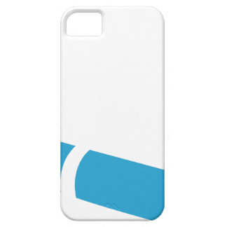 Blue Pipe Icon iPhone SE/5/5s Case