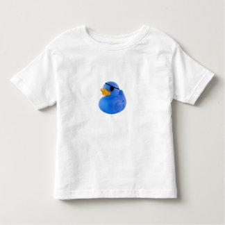 Blue pirate rubber duck t-shirt