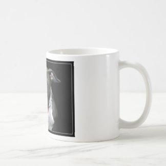 Blue Pitbull Puppy Coffee Mug