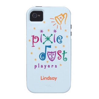 Blue Pixie Dust Players iPhone 4 Case