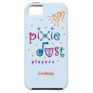 Blue Pixie Dust Players iPhone 5 Case
