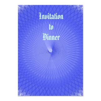 Blue Plafond Card
