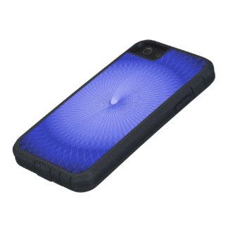 Blue Plafond iPhone SE/5/5s Case