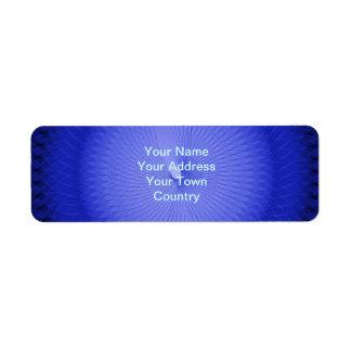 Blue Plafond Label