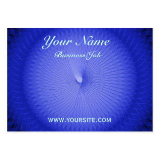 Blue Plafond Large Business Card