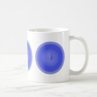 Blue Plafond Mug