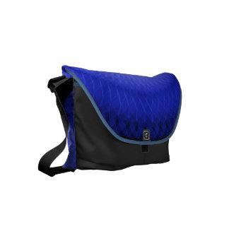 Blue Plafond Small Messenger Bag
