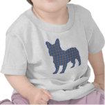 blue_plaid_ camiseta