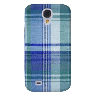"""""""Blue Plaid"""" HTC Vivid Tough Case"""