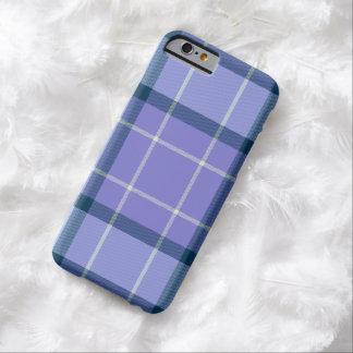 Blue Plaid iPhone 6 Case