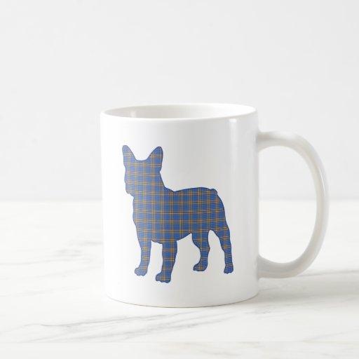 blue_plaid_ mug