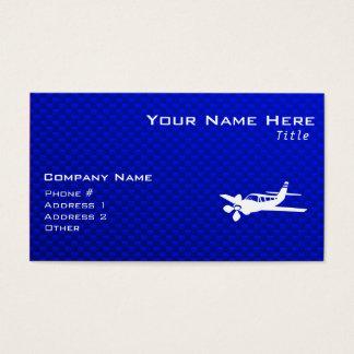 Blue Plane Business Card