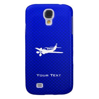Blue Plane Samsung Galaxy S4 Cover