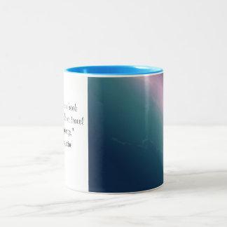 Blue Planet Coffee Mug