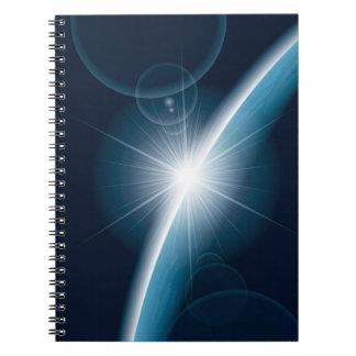 Blue Planet Fantasy Notebook