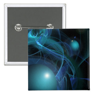 Blue Planets Fractal Flame Buttons