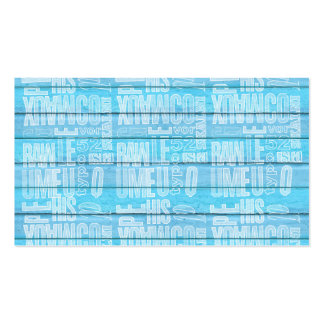 Blue Planks Business Card