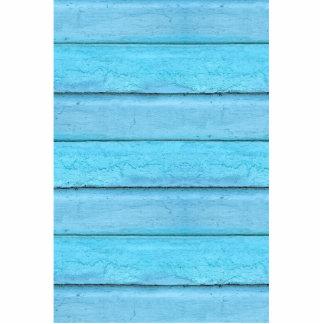 Blue Planks Cutout
