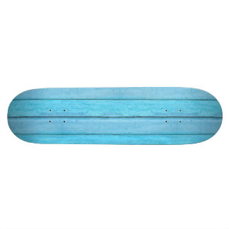 Blue Planks Skateboard Deck