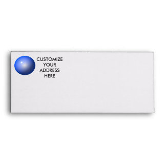 Blue Plastic ball graphic design background icon Envelopes