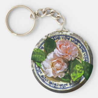 Blue Plate Special III Keychain