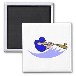 Blue Player Magnet