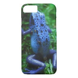 Blue Poison Arrow Frog iPhone 7 Case