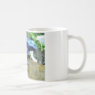 Blue Poison Dart Frog Coffee Mug