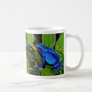 Blue Poison Dart Frog Dendrobates Azureus Coffee Mug