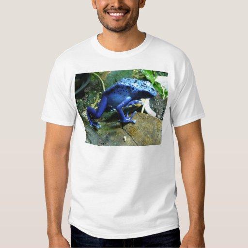 Blue Poison Dart Frog T-Shirt