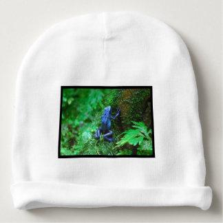 Blue Poison Dart Frog Baby Beanie
