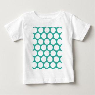 Blue polka doty t-shirt