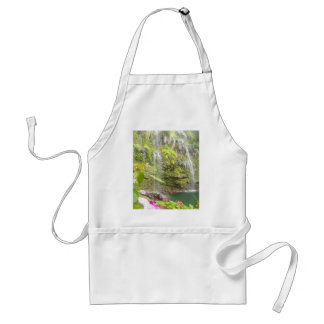 Blue Pools Hana Maui Adult Apron