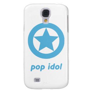 Blue Pop Idol iphone 3G Case