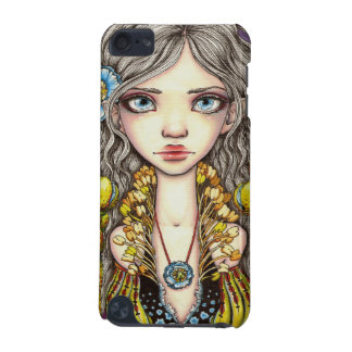 Blue Poppy iPod Touch 5G Cases
