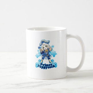 Blue Poppycock Coffee Mugs