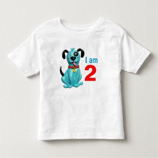 Blue Pouch Toddler T-shirt
