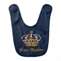 Blue Prince Bib