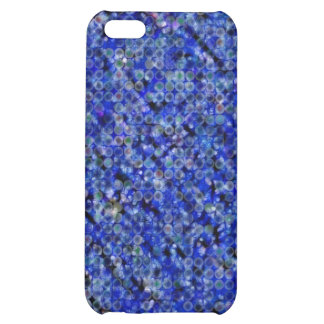 Blue Print Case For iPhone 5C