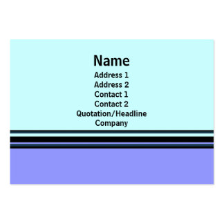 blue professional business card templates