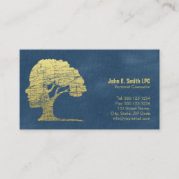 Counseling Business Cards Templates Zazzle