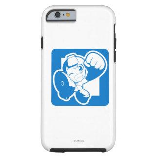 Blue Punch Tough iPhone 6 Case