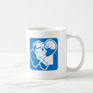 Blue Punch Coffee Mug