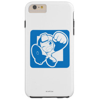 Blue Punch Tough iPhone 6 Plus Case
