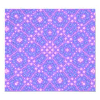 blue purple Abstract Pattern Photo