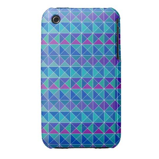 Blue Purple Blend Case-Mate iPhone 3 Case