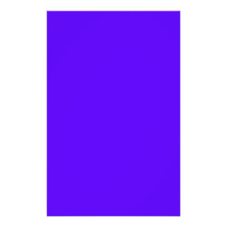 """Blue-Purple Color Only Custom Design Products 5.5"""" X 8.5"""" Flyer"""