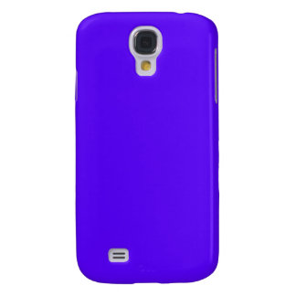 Blue-Purple Color Only Custom Design Products Samsung S4 Case