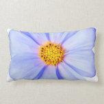 Blue Purple Daisy Customized Daisies Template Pillows